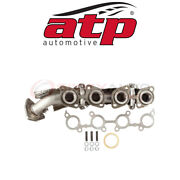 Atp Automotive Exhaust Manifold For 2001-2004 Toyota Sequoia 4.7l V8 - Ba