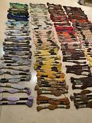 Huge Dmc Lot Of 220+ Embroidery Thread Floss Color Cross Stitch France Vintage