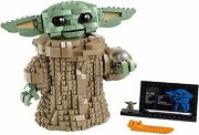 Lego Star Wars The Mandalorian Child 75318 Building Kit Collectible...