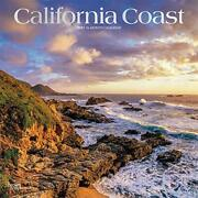 California Coast 2021 Square Wall Calendar Original Browntrout... By Browntrout