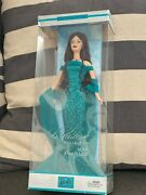 Birthstone Collection May Emerald Collector Edition Barbie Doll Brunette New