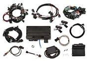Holley Terminator X 550-1210 Mpfi Kit 2011-2012 Ford Coyote Swap W/ Ti-vct And Ev1