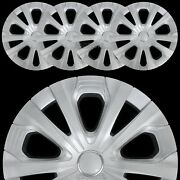 4 Fits Toyota Prius 2016-2021 15 Wheel Covers Hub Caps Snap On Full Rim Skins
