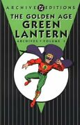 Golden Age, The Green Lantern - Archives, Volume 1 Archive Editions Graphi…