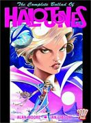 The Complete Ballad Of Halo Jones 2000 Ad Presents By Moore, Alan|gibson, I…