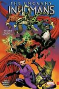 Uncanny Inhumans Vol. 2 The Uncanny Inhumans By Soule, Charles Hardcover