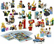 Lego Working Doll Set 45022 V95-5426 New From Japan