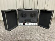 Vintage Realistic 14-972-909b Stereo Tape Recorder