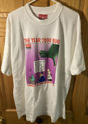 Vintage Dead Stock The Year 2000 Dilbert Software Cartoon Graphic Shirt Size Xl