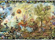 Jigsaw Puzzles 2000 Pieces For Adults Dream Combo Gnome Fantasy