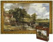 2000 Pieces Puzzles Paper Jigsaw Puzzle Intellective 06 The Hay Wain