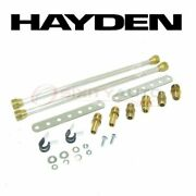 Hayden Engine Oil Cooler Hose Assembly For 2001-2006 Gmc Yukon Xl 2500 - Dq