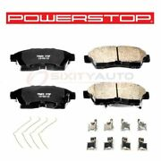 Powerstop Front Disc Brake Pad And Hardware Kit For 1996-2000 Toyota Rav4 - Iw