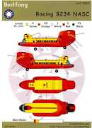 Bestfong Decals 1/72 Boeing B234 Chinese National Airborne Service Corps