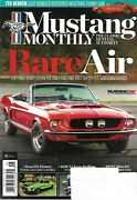 Mustang Monthly 2017 May - And039boss 351 Hist And039460 Clevor Build And03971 Cobra Jet