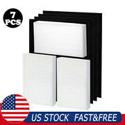 3+4 Hepa Filter R And Carbon Pre Filter For Honeywell Air Purifier Hpa300 Hrf-r3