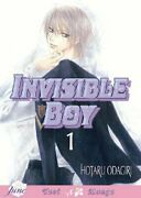 Invisible Boy V. 1 By Odagiri, Hotaru Paperback Book The Fast Free Shipping