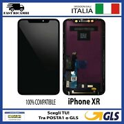 Schermo Lcd Iphone Xr 10r Touch Screen Display Frame Apple