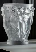 Lalique Bacchantes Crystal Clear 24cm - Brand New Pick-up Only In London