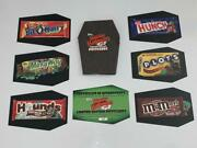 Topps Wacky Packages Postcards Halloween Series 2012 Signed Set Of 6 312/666