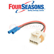 Four Seasons Cooling Fan Motor Wiring Harness For 1985-1988 Chevrolet Il