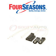 Four Seasons Hvac Blower Relay Harness Connector For 1970-1974 American Fw
