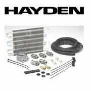 Hayden Engine Oil Cooler For 1973-1976 Nissan 610 - Belts Cooling Radiators Xq