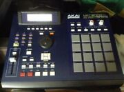 Akai Mpc2000xl Sampler And Sequencer - Blue F/s With Tracking No
