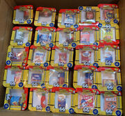 Case Of 25 New Sealed World's Smallest Official Wacky Packages Mini Lot Mint