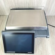 Bizerba Kh Ii 100 Grocery Deli Bakery Produce Scale W/ Touchscreen And Printer
