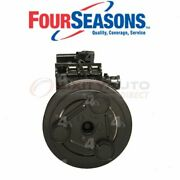 Four Seasons Ac Compressor For 2008 Mazda 3 - Heating Air Conditioning Vent Gg