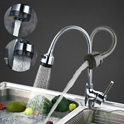 Pull Down Out Kitchen Spray Faucet Swivel Spout Single Handle Sink Mixer Tap Us