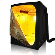 Oppolite 60and039and039x60and039and039x80and039and039 600d Mylar Hydroponic Indoor Plant Grow Tent Room 5x5