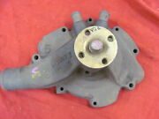 Oldsmobile Olds 455 403 350 Water Pump 413307 70and039s-80and039s Dated D1 April