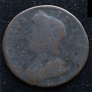 Kappyscoins G1732 17 Machin And039s Mills Colonial Or King George Half Penny 8.3 G