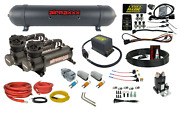 Air Ride Suspension Complete Management Kit Wireless Control 3 Presets Black 480