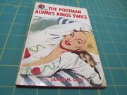 The Postman Always Rings Twice By James M.cain 1947 Pocket Bks Pulp Noir Classic