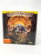 Legacy Of The Ancients Commodore 64 C64/128 100 Complete - Bonus Character Disc