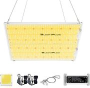 Bloom Plus Led Grow Light Bp3000 With 1174pcs Samsung Diodes Dimmable Grow Light