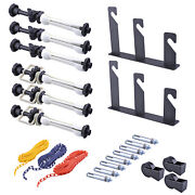 Neewer Photography 3 Roller Wall Mounting Manual Background Support System Kit