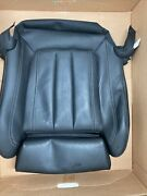2020 Bmw X6 Front Driver Seat Lower Cushion Cover Oem 52108493231