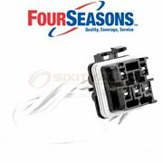 Four Seasons Hvac Blower Relay Harness Connector For 1994-1996 Pontiac Grand To