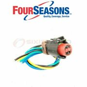 Four Seasons Ac Clutch Cycle Switch Connector For 2000-2007 Ford Focus - Qx
