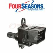 Four Seasons Hvac Blower Control Switch For 2000-2007 Ford Focus - Heating Hk