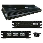 Vfl Vflcomp12k Competition Monoblock Amplifier, 12,000 Watts Rms