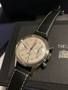 Authentic Seagull 1963 38mm Chronograph, Limited To 650 Pieces, 65 Anniversary