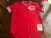 Reds Hudson Outerwear El Chapo Cartel Stitched Hometown Collection Jersey17