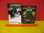 2012 Moebius Monsters Of The Movies 1/12 Mighty Kogar - Bob And Kathy Burns Figure