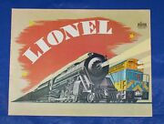 1969 Lionel Toy Train And Accessory Catalog New Unused Postwar O 027 Gauge Sets