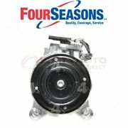 Four Seasons Ac Compressor For 2016 Bmw 535i Gt - Heating Air Conditioning Fe
